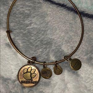 Clemson Alex and Ani bracelet